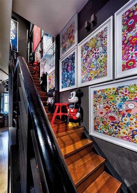 staircase decor ideas   hdb maisonette home