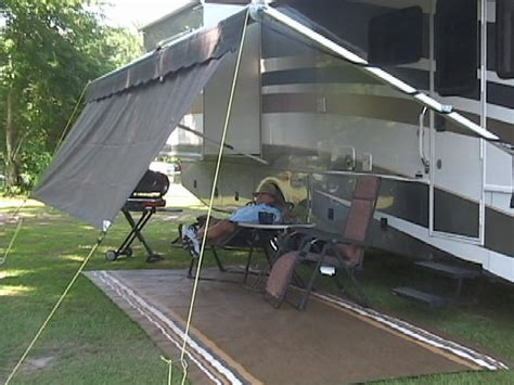 How To Open Trailer Awning by Rv Awnings Read This Before Buying One Rvshare
