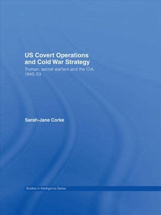 Us Covert Operations And Cold War Strategy Truman