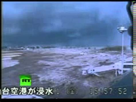 detik tsunami detik detik terjadinya tsunami di jepang by bhodor youtube