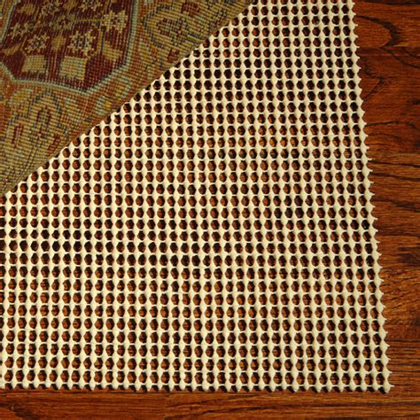Keep Rug From Slipping On Carpet area rug non skid non slip carpet underlay ultra stop rug