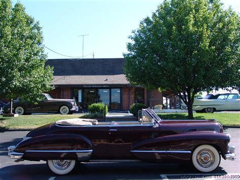 1947 cadillac convertible 1947 cadillac series 62 convertible restored matching s