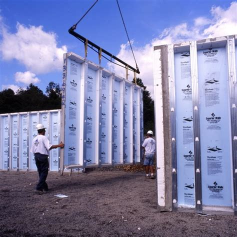 superior walls foundation systems weaver precast