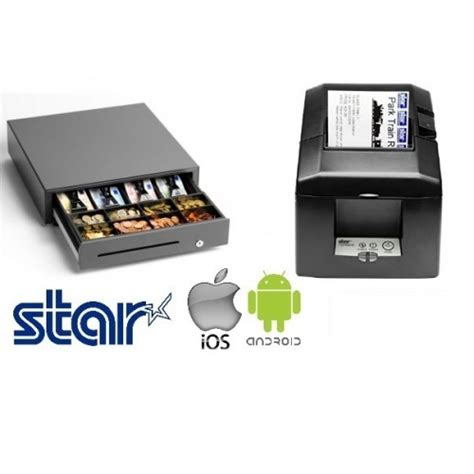 bluetooth cash drawer uk star micronics tsp654iibi2 24 bluetooth receipt printer