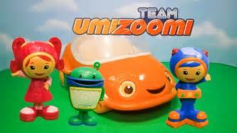 team umizoomi nickelodeon umirfic umicar milli bot geo toys car video