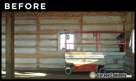 Apartment With Garage Ta Amazing Before And After Garage Makeovers You To See