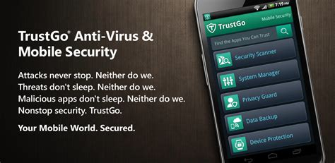 trustgo antivirus mobile security apk trustgo antivirus and mobile security 1 0 6 for android aclenha
