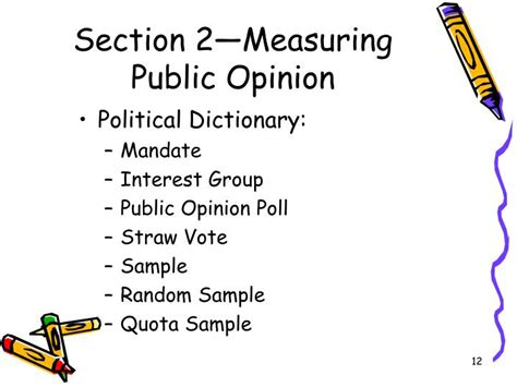 opinion section ppt chapter 8 mass media and public opinion powerpoint