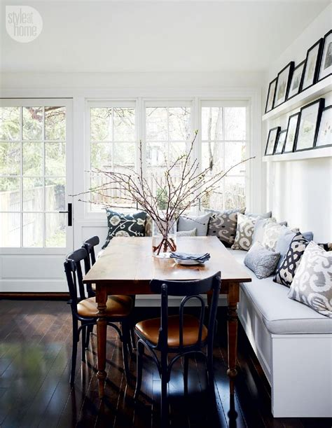 banquette dining best 25 eat in kitchen ideas on pinterest breakfast