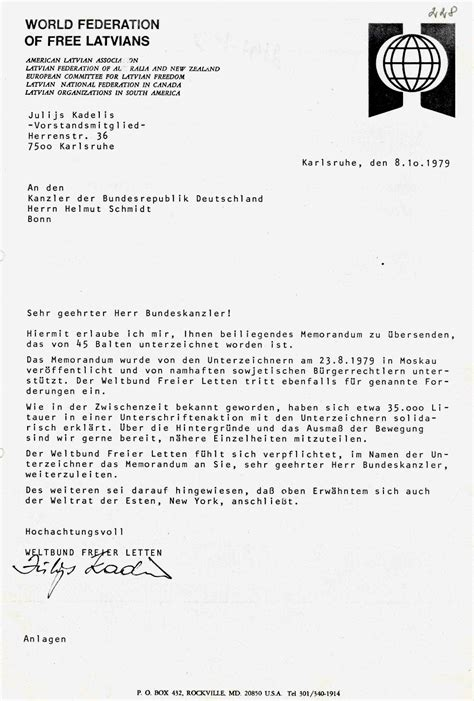 Recommendation Letter In German The Exhibition The Aftermath Of Prague