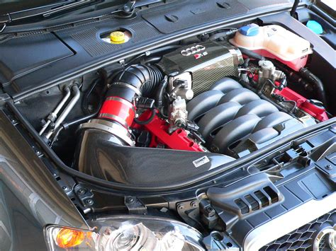 Audi Rs4 Intake by Audi A4 Gruppem Audi B7 Rs4 Carbon Fiber Ram Air Intake