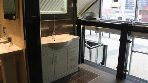 better bathrooms locations cromo two shelf corner basket
