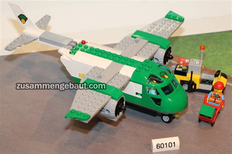 Ready Lego 60101 City Airport Cargo Plane Limited fair 2016 lego city airport five new sets will be