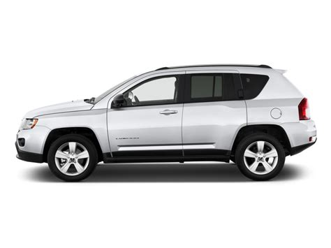 jeep compass side image 2011 jeep compass fwd 4 door side exterior view