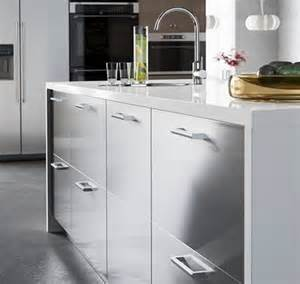 Kitchen Island Stainless Steel by Prep In Style With A Spacious Ikea Kitchen Island With