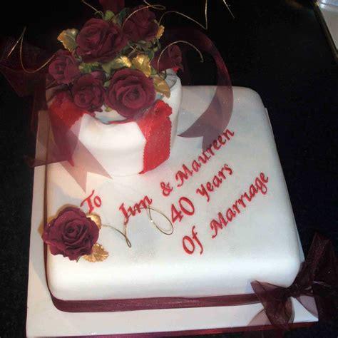 Anniversary Cake by Anniversary Cakes