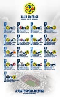 Calendario 2018 Buap Definido El Calendario De La Liga Bancomer Mx Clausura