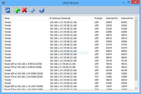 upnp router mapping tool upnp wizard screenshot and at snapfiles