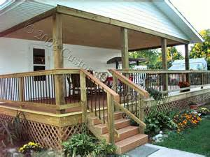 covered deck plans custom covered structures dayton columbus oh custom