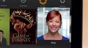 kindle commercial actress meet amy from the kindle fire commercials