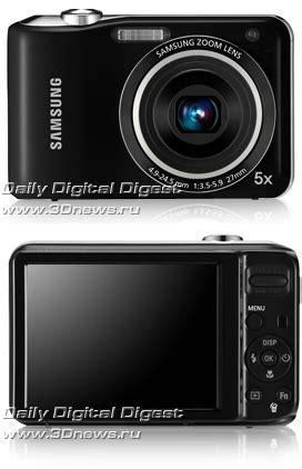 Kamera Samsung Es30 anders