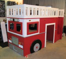 firetruck loft bed for future home sweet home