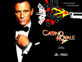 Pics photos james bond 007 casino royale hollywood collection