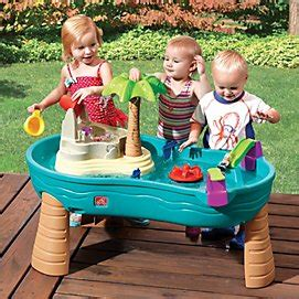 step2 splish splash seas water table with umbrella best safe and informatic toys for about