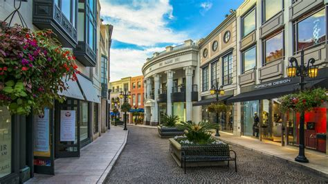 Home Design Stores Los Angeles by Two Rodeo Drive Shops Amp Restaurants Love Beverly Hills