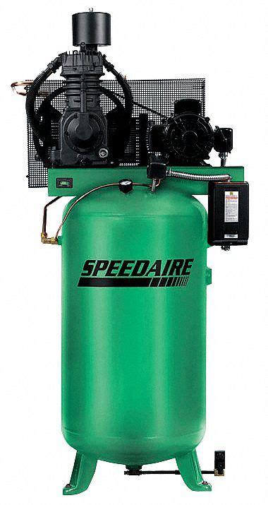 speedaire elec air compressor 2 stage 5hp 16 6cfm 35wc43 35wc43 grainger