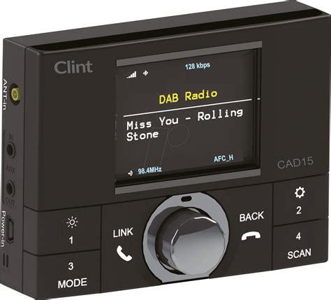 Dab Radio Auto by Clint Cad15 Car Dab Adaptor At Reichelt Elektronik
