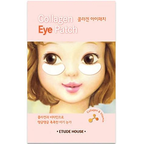 Etude Collagen Eye Patch etude house collagen eye patch suka