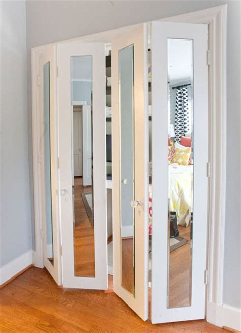Add A Closet by Closet Door Ideas That Add Style And Character