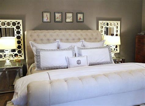 z gallerie bedding mirrors behind nightstands ls for the home