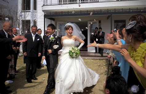 Japanese Wedding by 4 Tips For Going To A Modern Japanese Wedding