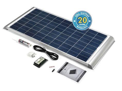Solar Panel Kits For Home by 120 Watt Solar Rooftop Kit