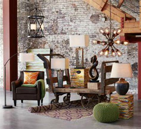 Country Dining Room Decor by Popular Style Industrial Chic Huffpost