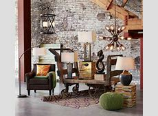Popular Style - Industrial Chic | HuffPost Industrial Style Home Decor