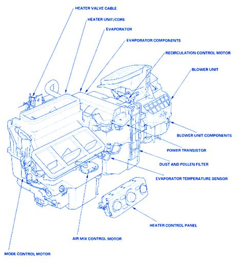 2003 pilot fuse box wiring diagram
