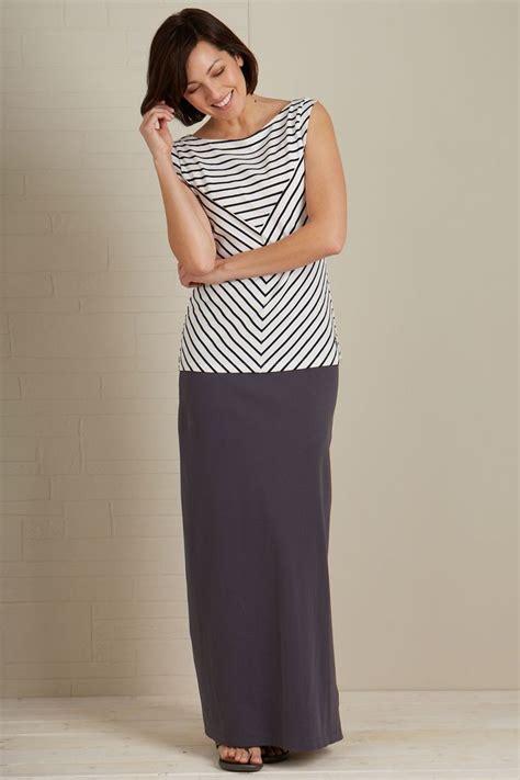 fair indigo organic fair trade seamed sleeveless t shirt