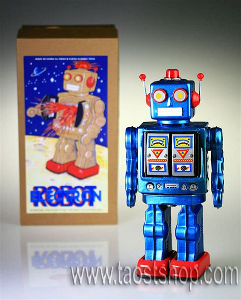 Ttr Robot china mr d cell robot ttr10 china tin