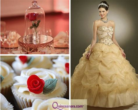quinceanera themes beauty and the beast quince theme decorations beauty and the beast beauty