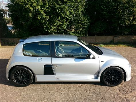 renault clio v6 modified renault clio v6 race car image 50