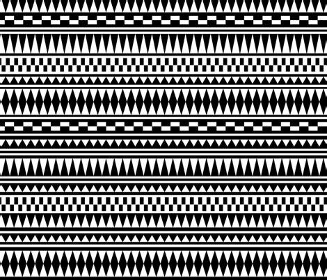 black and white aztec wallpaper aztec black and white fabric kimsa spoonflower