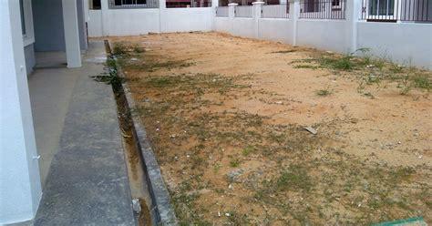 Lu Sorot Buat Taman www cikguade berangan landskap rumah baru