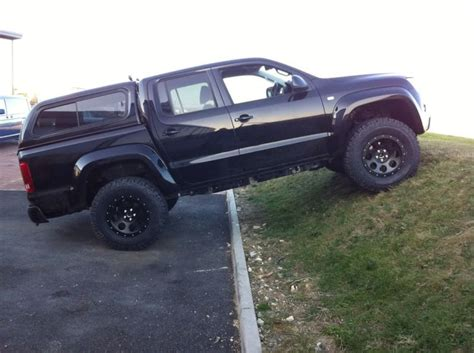 volkswagen amarok lifted 115 best images about vw amarok on pinterest forum