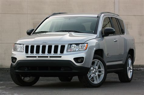 2011 Jeep Compass Review Photo Gallery Autoblog