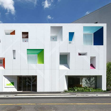 sugamo shinkin bank by emmanuelle moureaux dezeen