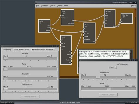 alsa tutorial linux journal the linux softsynth roundup linux journal