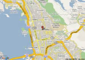 where is berkeley california on a map map of berkeley travelodge berkeley